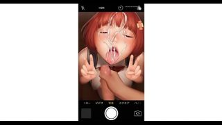hentai blow job game with red head babe